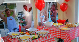 bday party decorations at home impressive a woman surprise th birthday party ideas in th birthday