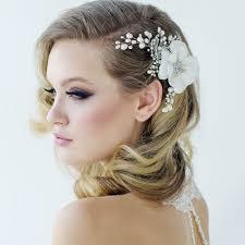 accessories hair flower hair pieces for weddings vintage flower hair accessory mara