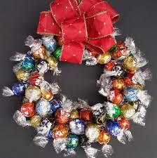 candy wreath candy wreath