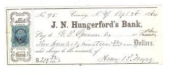 file j n hungerford u0027s bank check jpg wikipedia