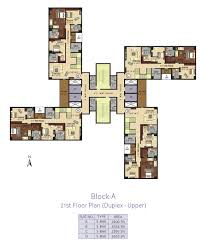 floor plans ideal legacy bhiwadi krish infrastructure pvt