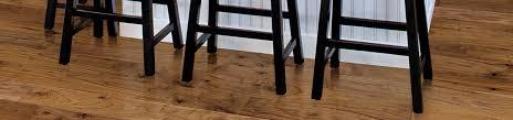 walnut floors installation in kansas home