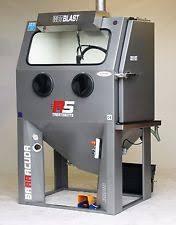 Used Blast Cabinet Aqua Blasting Business Office U0026 Industrial Ebay