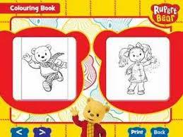 rupert bear follow magic