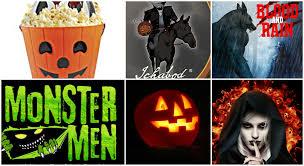 monsters vs aliens halloween special monster men ep 89 halloween show pumpkin cinema horror movies