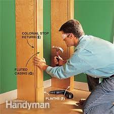 Best Wood To Build A Bookcase How To Build A Classic Floor To Ceiling Bookcase Family Handyman