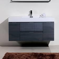 Wall Mounted Bathroom Cabinet by Wade Logan Tenafly 48