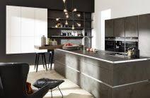 k che gewinnen system nolte küchen mit kochinsel und theke modernes haus küche