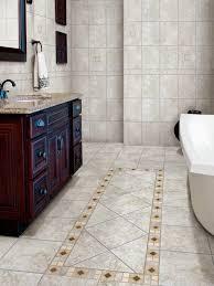 bathroom fresh diy bathroom tile floor decor color ideas best