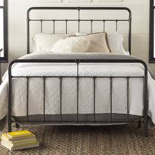 Metal Bed Frame Cover Birch Panel Bed Reviews Birch