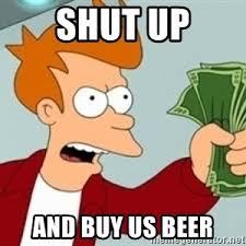 Blank Fry Meme - shut up and take my money fry blank meme generator