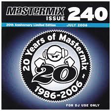 mastermix issue 240 twin dj cd set inc mixes