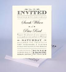 Official Invitation Card Format Attractive Marriage Invitation Sample Contoh Formal Invitation