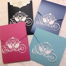 cinderella wedding invitations make any invitation a disney princess invitation with princess