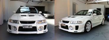 mitsubishi lancer evo 6 which has the best front design evo v evo vi evo vi tme