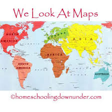 geography map homeschool geography maps around the in 5 days