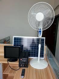 Solar Energy Lighting - 60watt solar energy lighting solar energy tv solar fan system