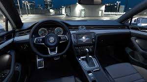 volkswagen passat 2014 interior first vw passat delivered in germany r line packages now available