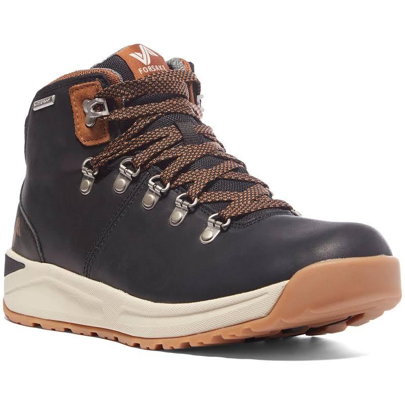 Forsake Halden Hiking Boots Black/Tan Medium 12 MFW19W1120