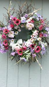 spring wreaths for front door summer door wreaths front door decor summer door ideas spring wreath