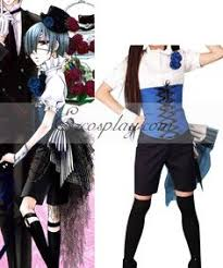 Black Butler Halloween Costumes Black Butler Undertaker Demons Anime Anime