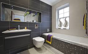 contemporary bathroom designs for small spaces small space of grey bathroom ideas decorated with simple floatingn