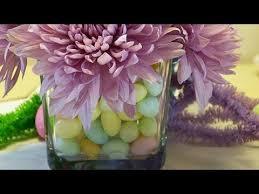 Easter Table Decor Easter Table Decor Centerpieces Youtube