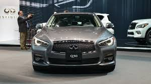infiniti q50 2017 white infiniti q50 and qx80 signature editions are a bargain hunter u0027s dream