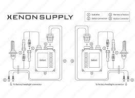 xentec h13 wiring diagram diagram wiring diagrams for diy car