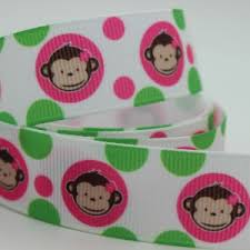 monkey ribbon ribbon product tags ania asia