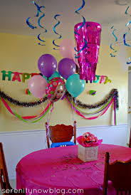 decoration for birthday party for 1st birthday at home best