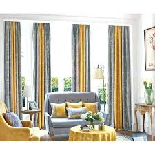 Gray And Yellow Curtains Grey And Yellow Curtains Medium Size Of Curtains Grey And Yellow