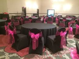 table and chair cover rentals wedding chair covers event rentals portland or