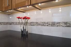 Subway Tile Backsplash Ideas For The Kitchen Subway Tile Backsplash Ideas With Wooden Kitchen Cabinet And