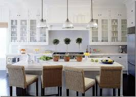 Glass Cabinet Kitchen Doors 15 Charming Kitchen Designs With Glass Cabinets Rilane