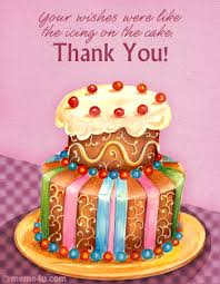 happy birthday thank you message thank you for birthday wishes