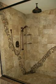 Rustic Bathroom Shower Ideas - rustic shower rustic bathroom cleveland by architectural