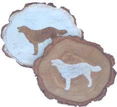 australian shepherd gifts australian shepherd coaster reclaimed wood