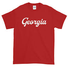 Georgia Flag State Georgia Apparel Usa Swagg