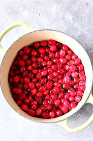 easy cranberry sauce recipe crunchy sweet