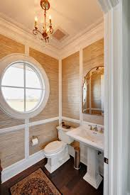 bathroom molding ideas powder bathroom decorating ideas megan morris