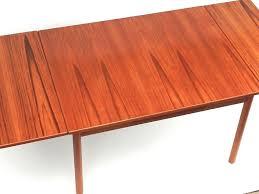 teak dining table mid century modern