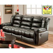 Electric Reclining Sofa by Reclining Sofa Reviews Power Reclining Sofa