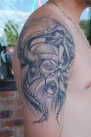 identity tattoo tattoos ben rettke zombie viking