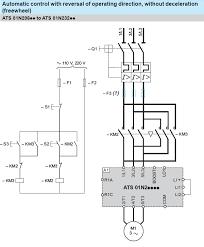 forward and motor starter wiring diagram elec eng world