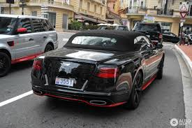 black bentley convertible bentley continental gtc speed black edition 2016 18 september