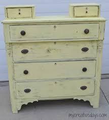 Diy Painted Furniture Shabby Chic Dresser Makeover Guest Post Dresser Remodel