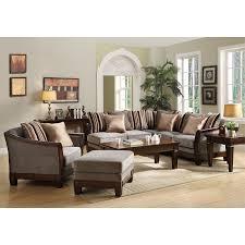 Sectional Living Room Sets Trenton Sectional Living Room Set Grey Velvet Sectionals At