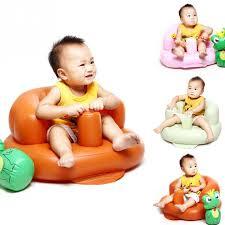 siege bebe gonflable petit gonflable canapé portable bébé chaise bébé apprendre siège