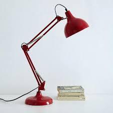 desk lamps red desk lamp vintage lighting and mac 6 table lamps desk lamps